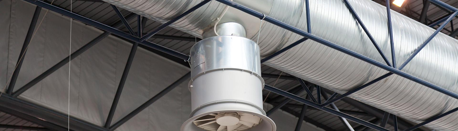 Commercial Air Duct Cleaning in New Orleans, Jackson, MS, Biloxi