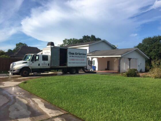 Air Duct Cleaning in Slidell, New Orleans, LA, Mobile, AL, Hattiesburg, Gulfport, Biloxi, and Jackson, MS