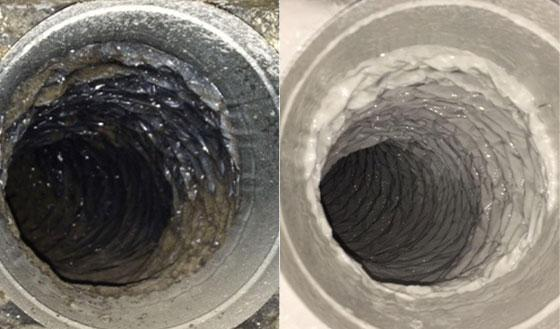 Air Duct Cleaning in New Orleans, Covington, LA, Spanish Fort, AL and Surrounding Areas